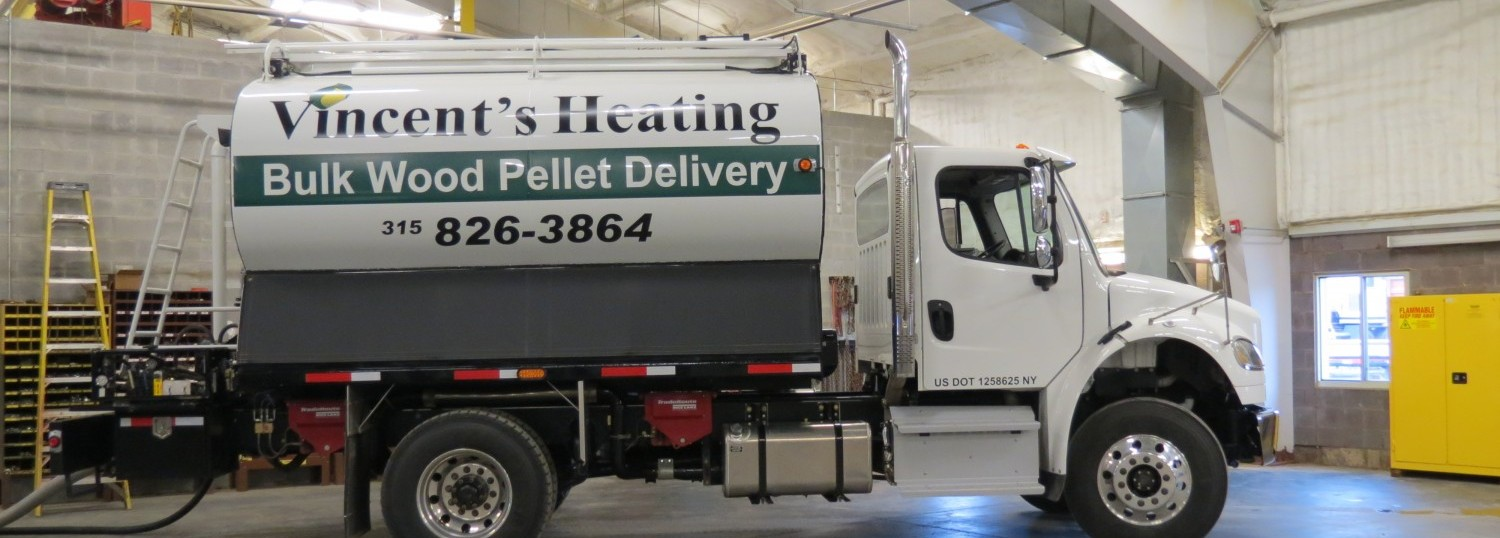 Vincent's Heating and Fuel Service